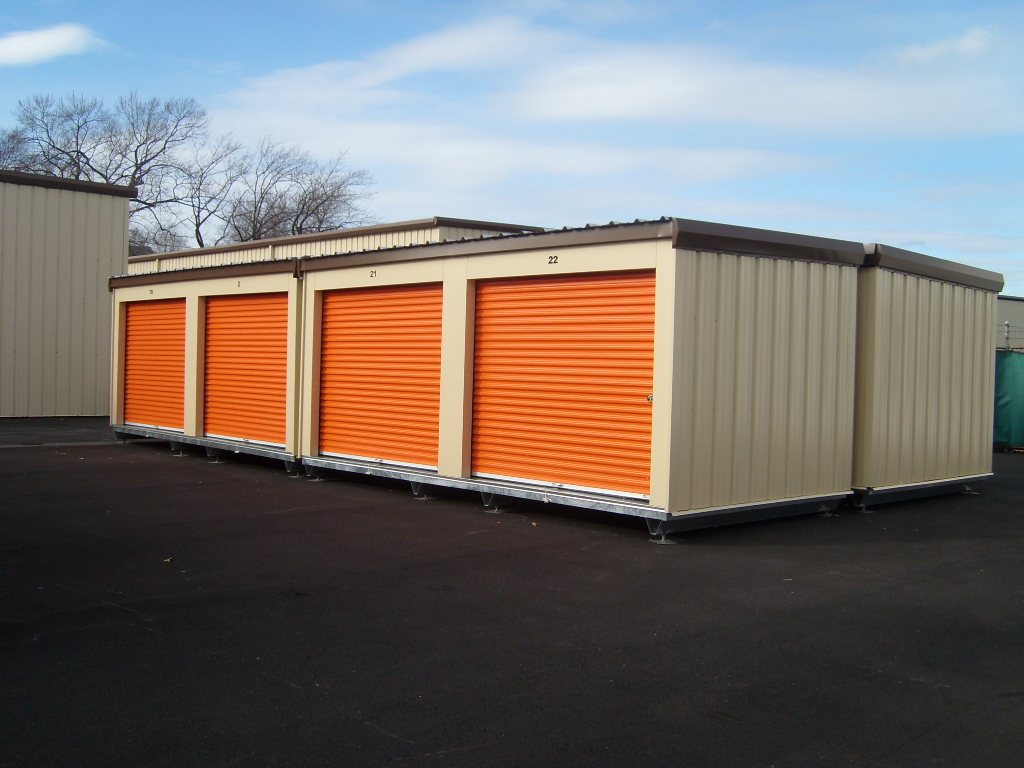 Self storage rates atlanta